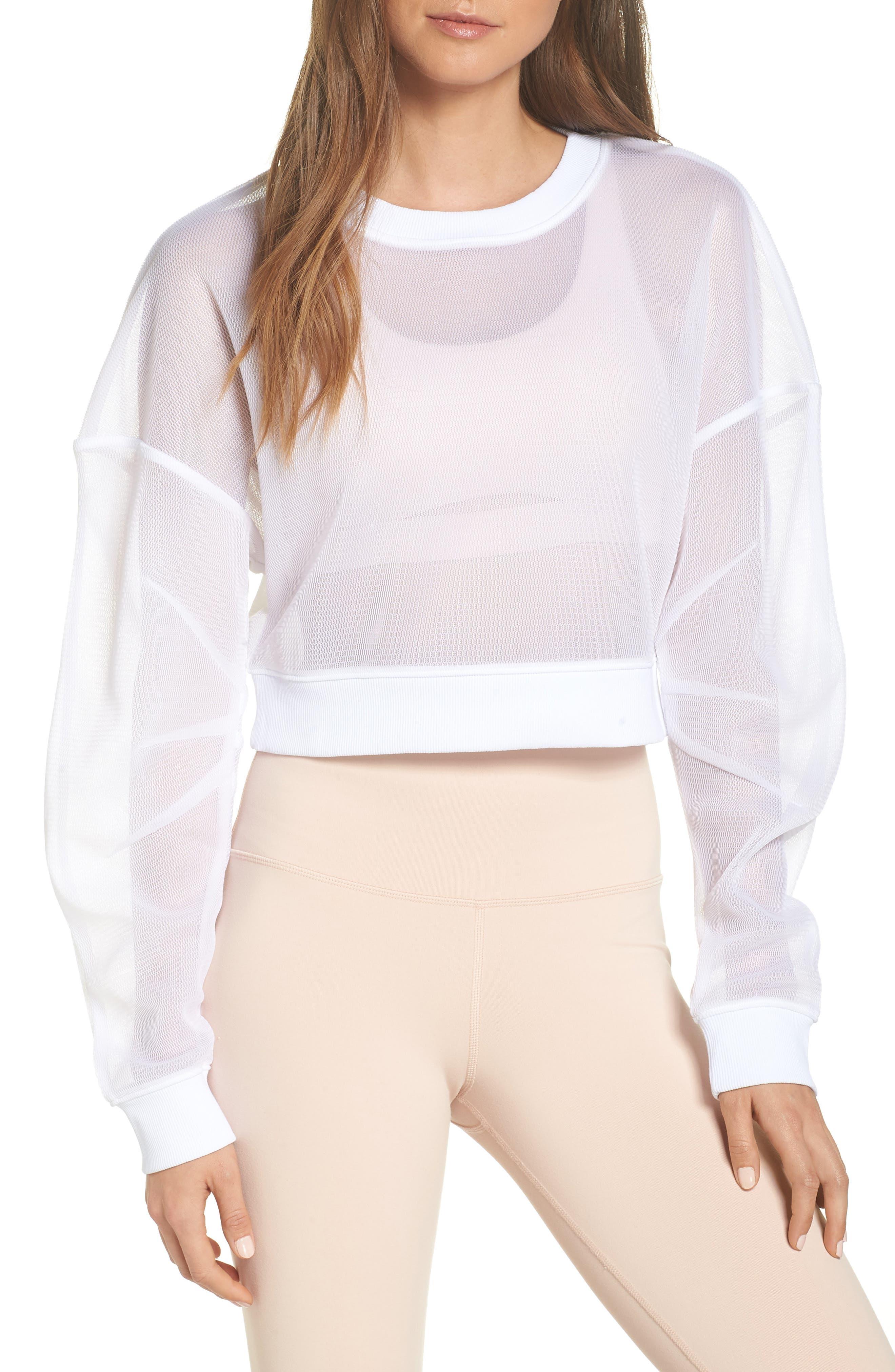 Alo Row Long Sleeve Sweatshirt