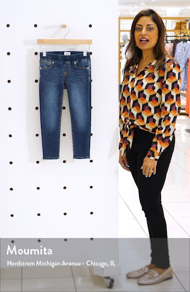 Hudson Rosie Pull-On Skinny Jeans, sales video thumbnail