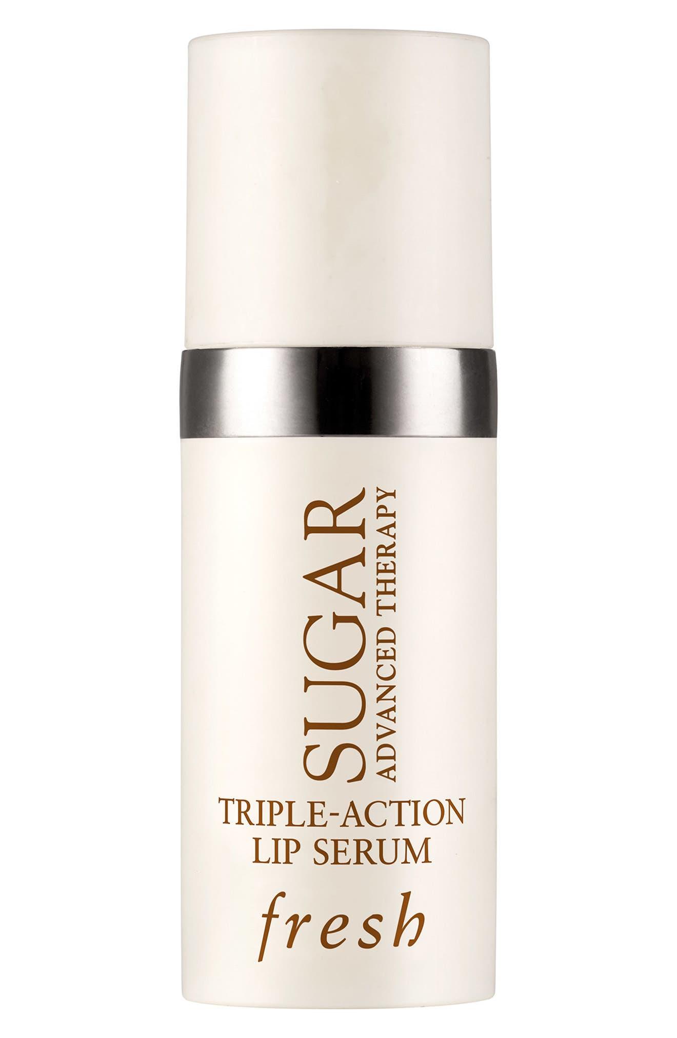 Fresh Sugar Advanced Therapy Triple-Action Lip Serum