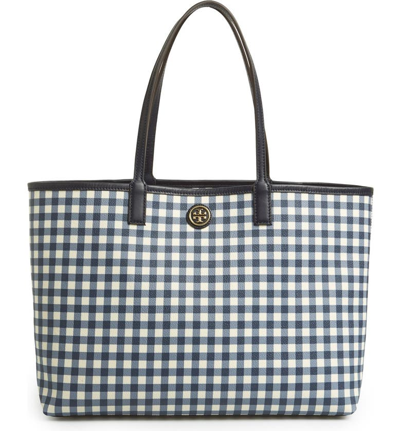 TORY BURCH 'Kerrington' Shopper, Main, color, 410