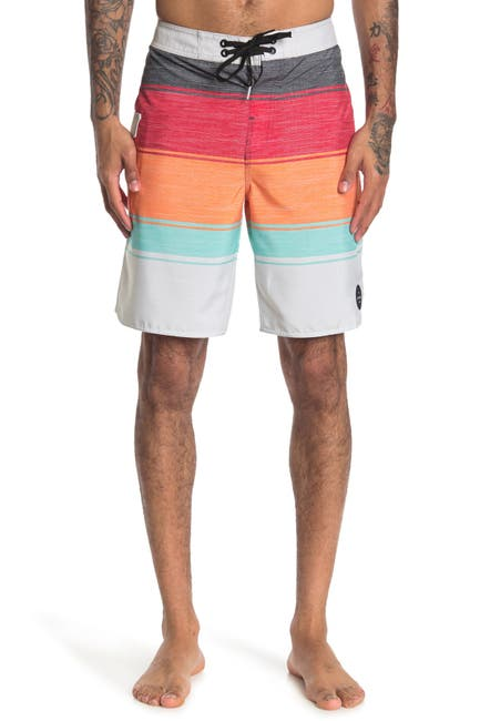 Image of Rip Curl All Time Stripe Boardshorts