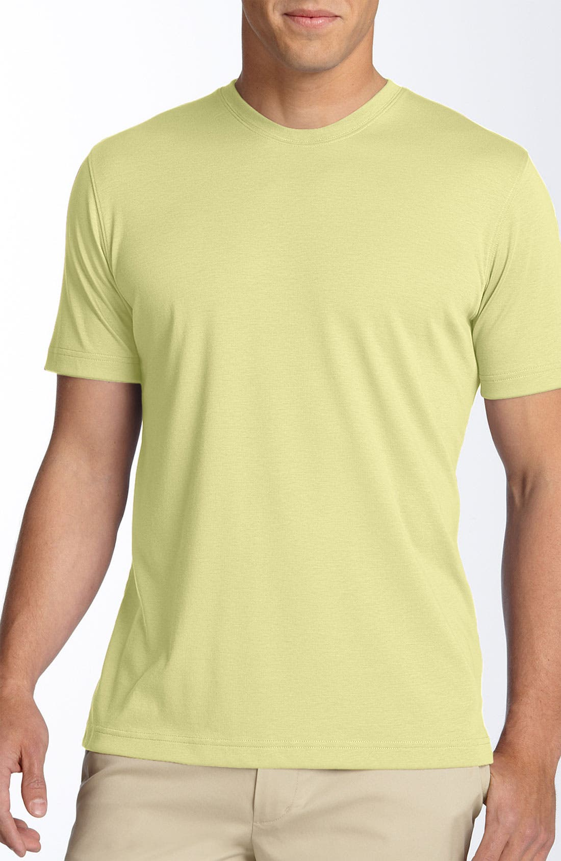 ,                             Georgia Crewneck T-Shirt,                             Main thumbnail 477, color,                             703