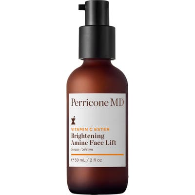 Perricone Md Vitamin C Ester Brightening Amine Face Lift Serum, oz