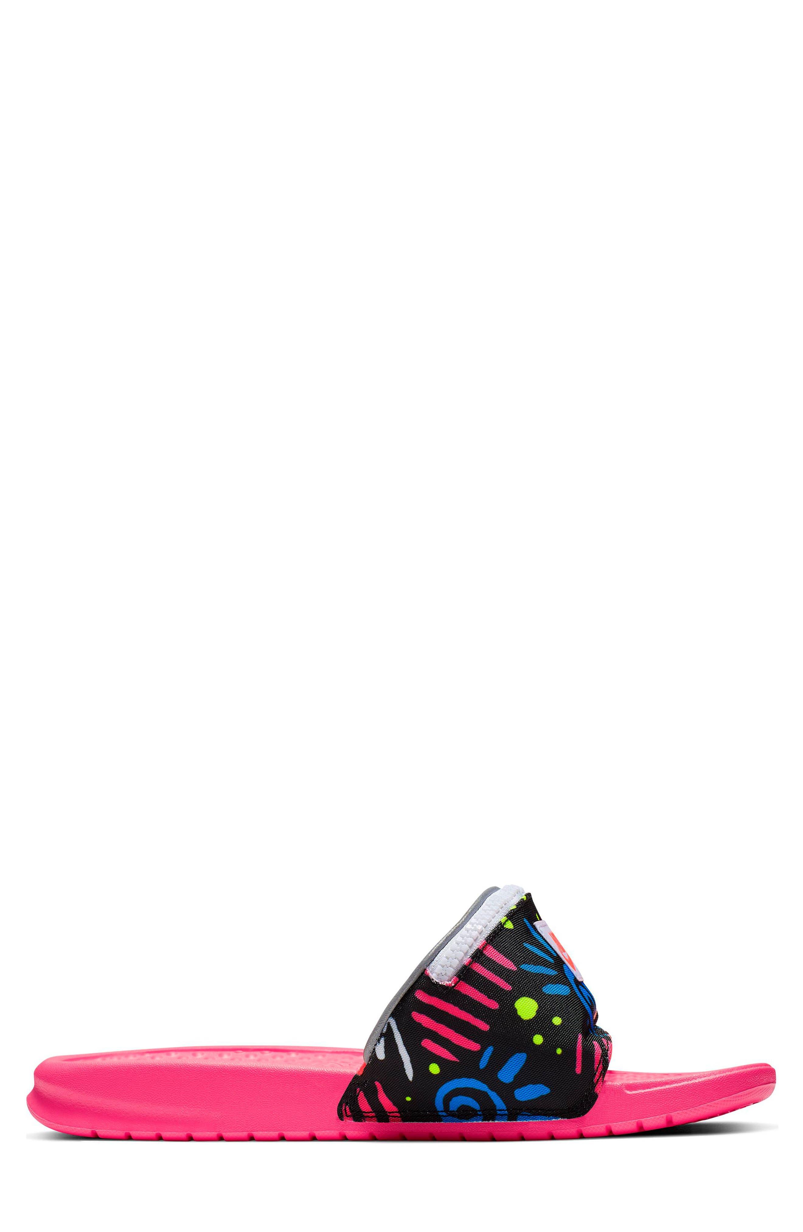 Nike Benassi JDI Fanny Pack Sport Slide (Unisex)