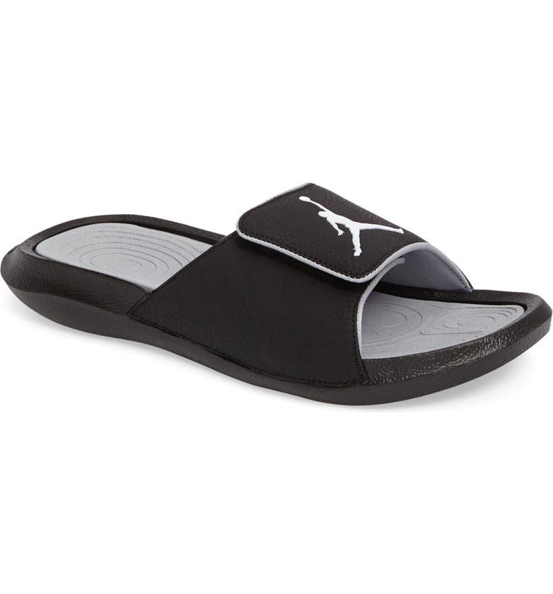 new style fae7c 3c321 Jordan Hydro 6 Slide Sandal