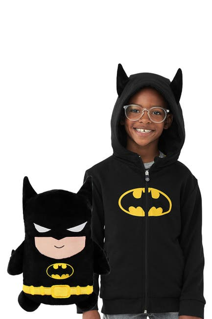Image of Cubcoats Batman Zip-Up Hoodie