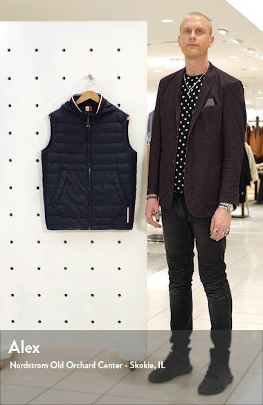 Quilted Regular Fit Stretch Vest, sales video thumbnail