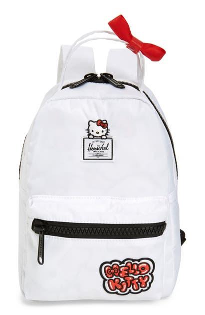 422e834a2 Herschel Supply Co. Hello Kitty Nova Mini Backpack - White   ModeSens