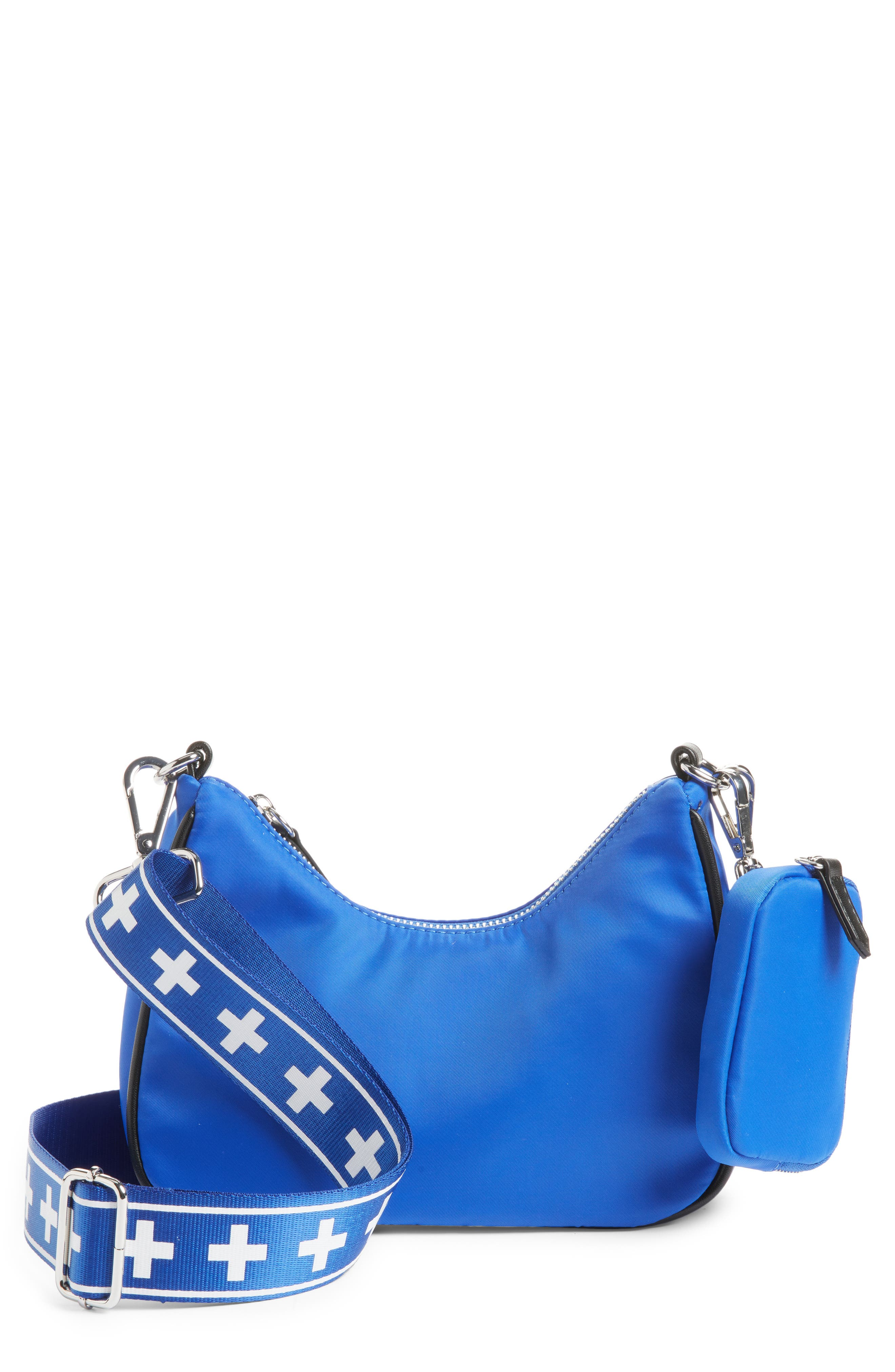 Bp. + Wildfang Nylon Crossbody Bag With Accessory Pouch