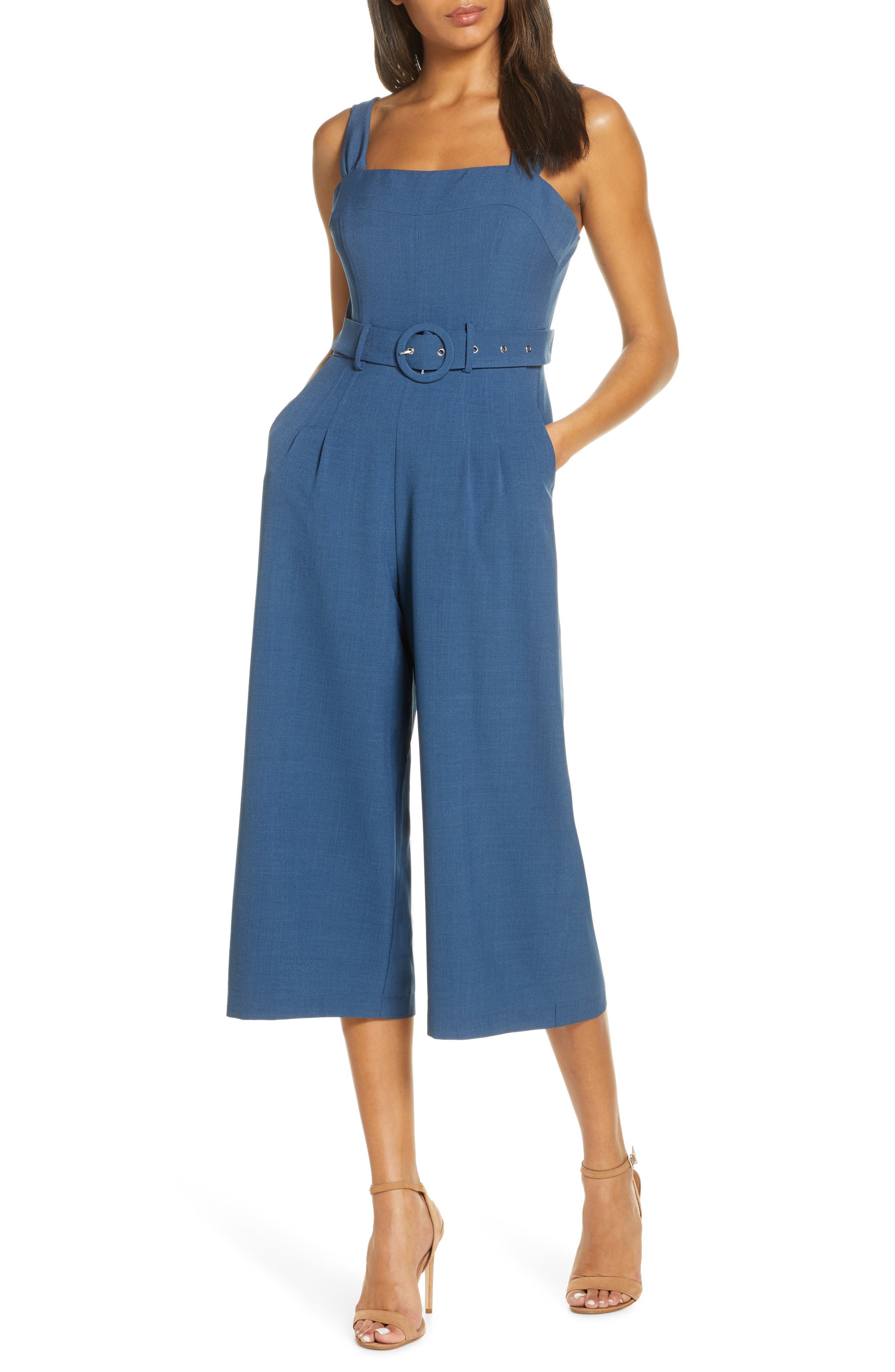 Kayle Culotte Jumpsuit