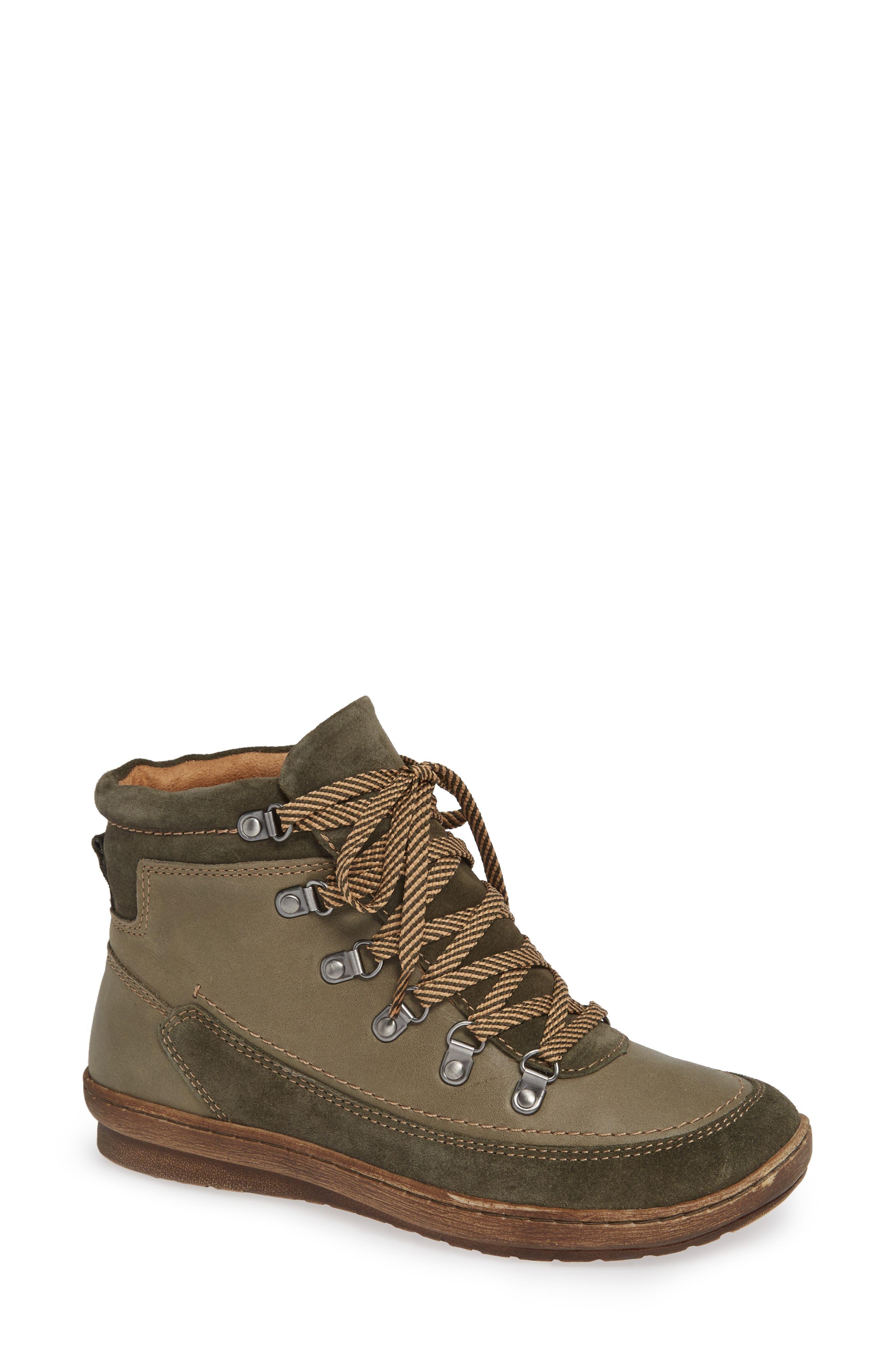 Comfortiva Cara Jean Boot, Green