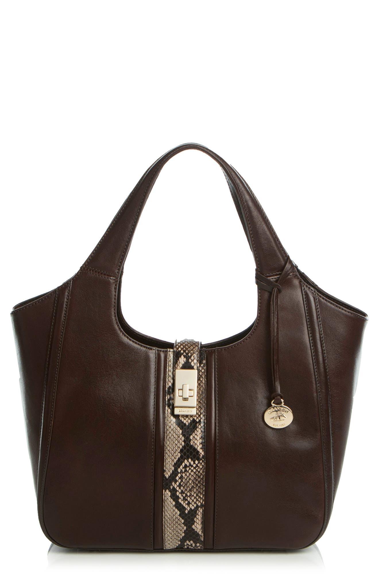 Small Carla Shoulder Bag
