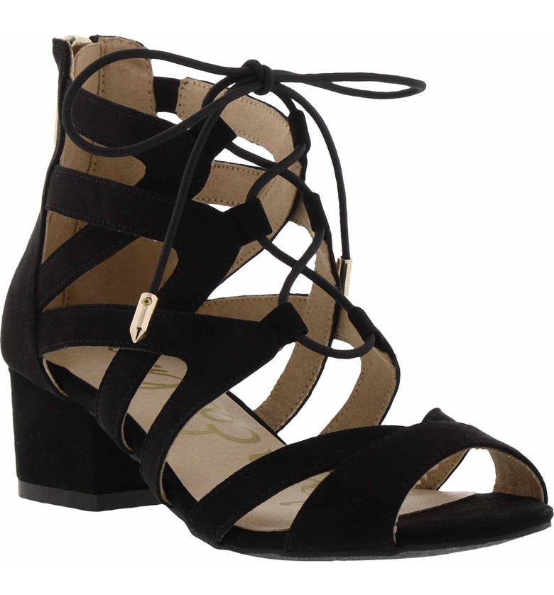 SAM EDELMAN Evelyn Gladiator Sandal, Main, color, 001