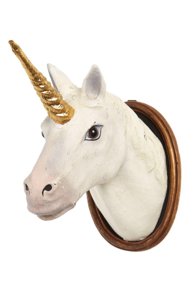 Paper Mache Unicorn Head + Reviews | Crate and Barrel Canada | 1196x780