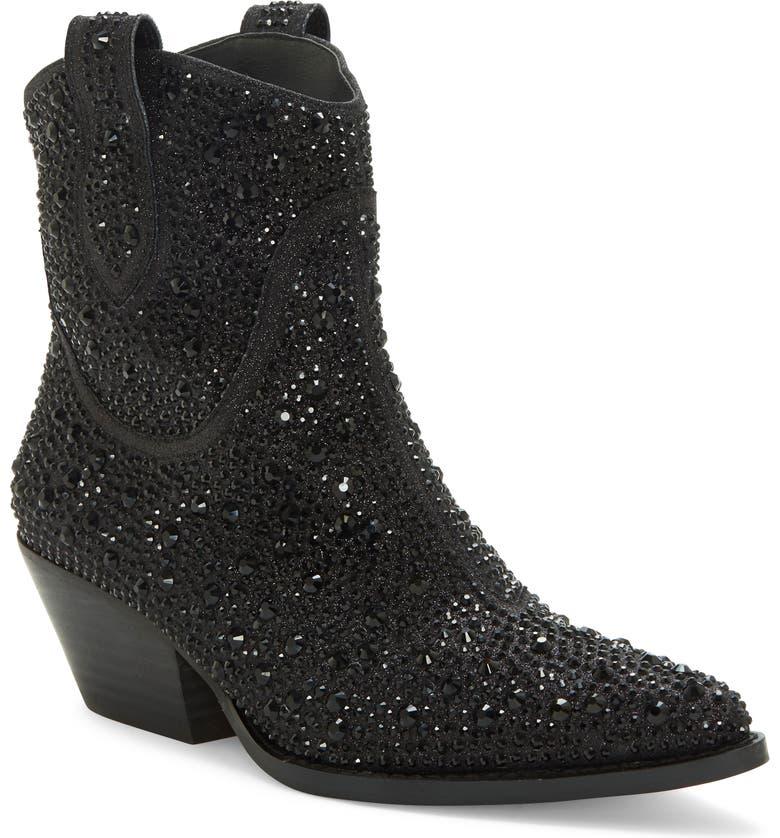 Jessica Simpson Tamira2 Crystal Western Boot Women