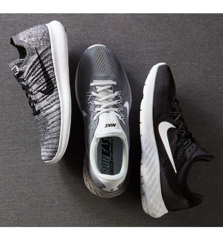 Nike 'Free Run Flyknit' Running Shoe (Men) | Nordstrom