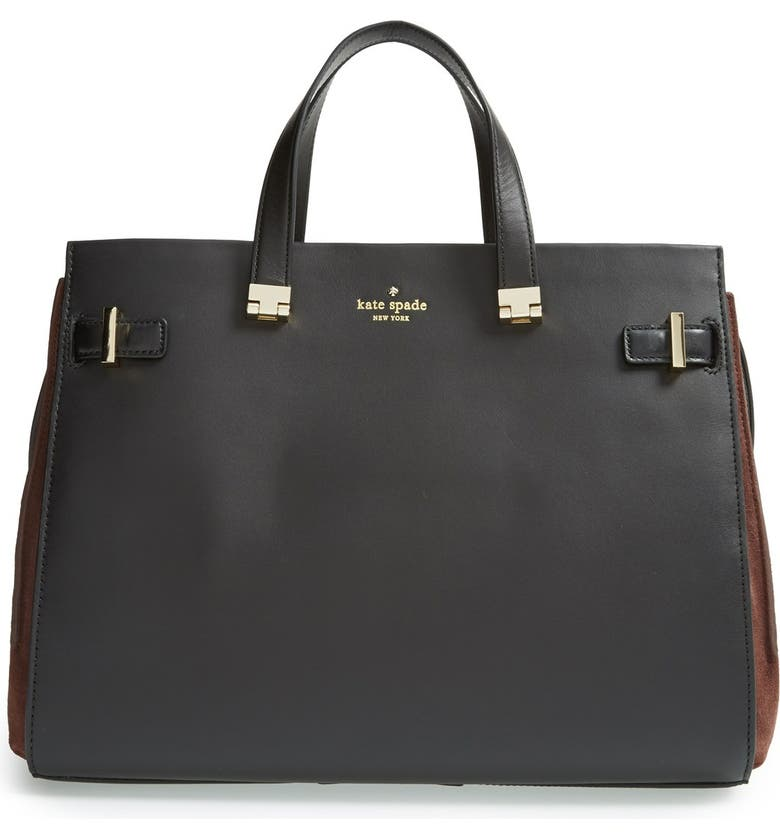 KATE SPADE NEW YORK 'parker street - aisley' tote, Main, color, 005