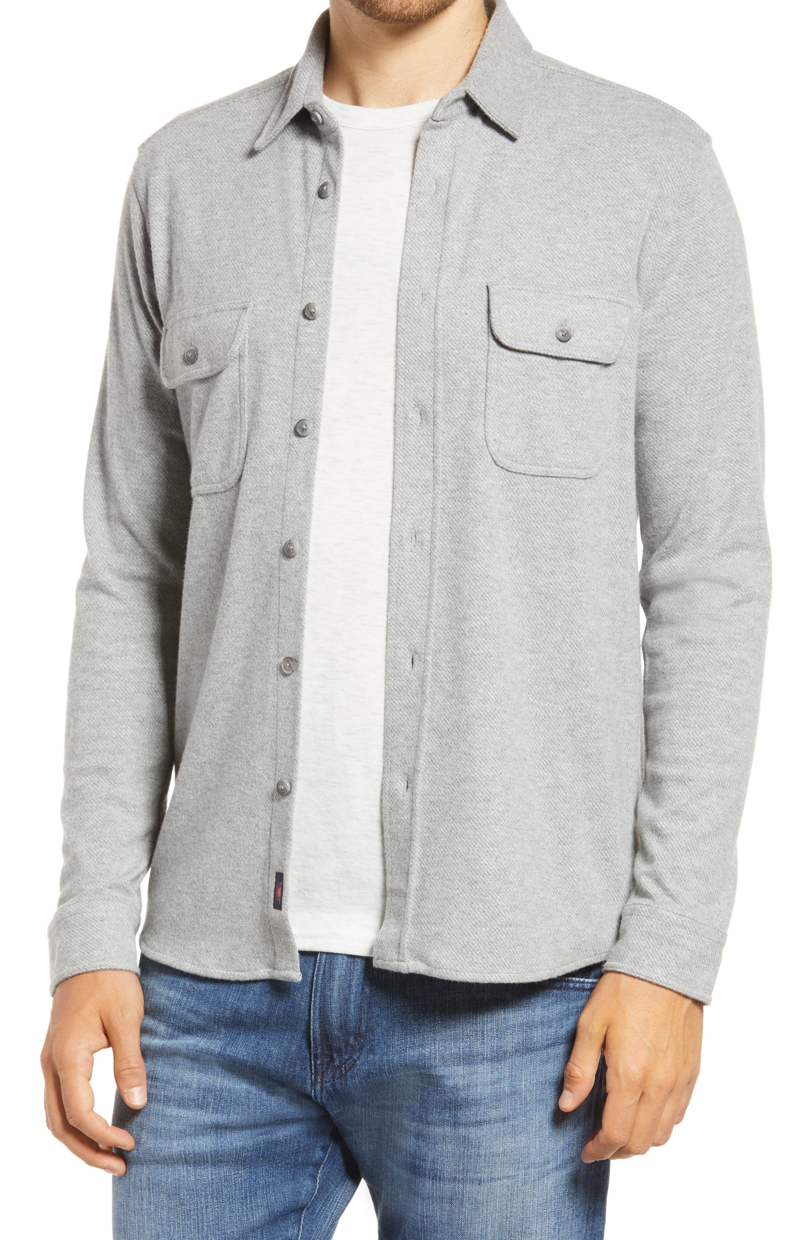 Legend Button-Up Shirt