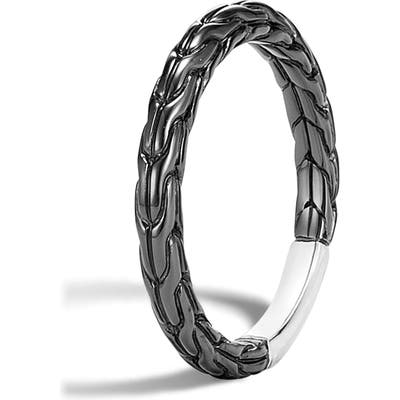 John Hardy Classic Chain Band Ring