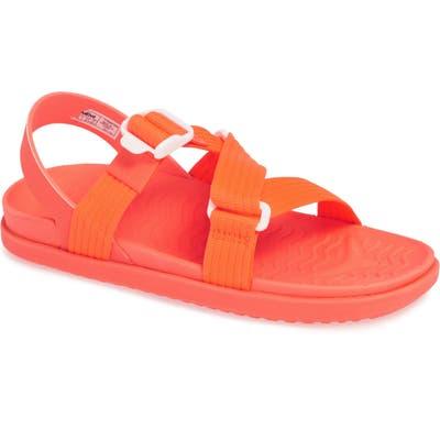 Native Shoes Zurich Vegan Sandal, Coral