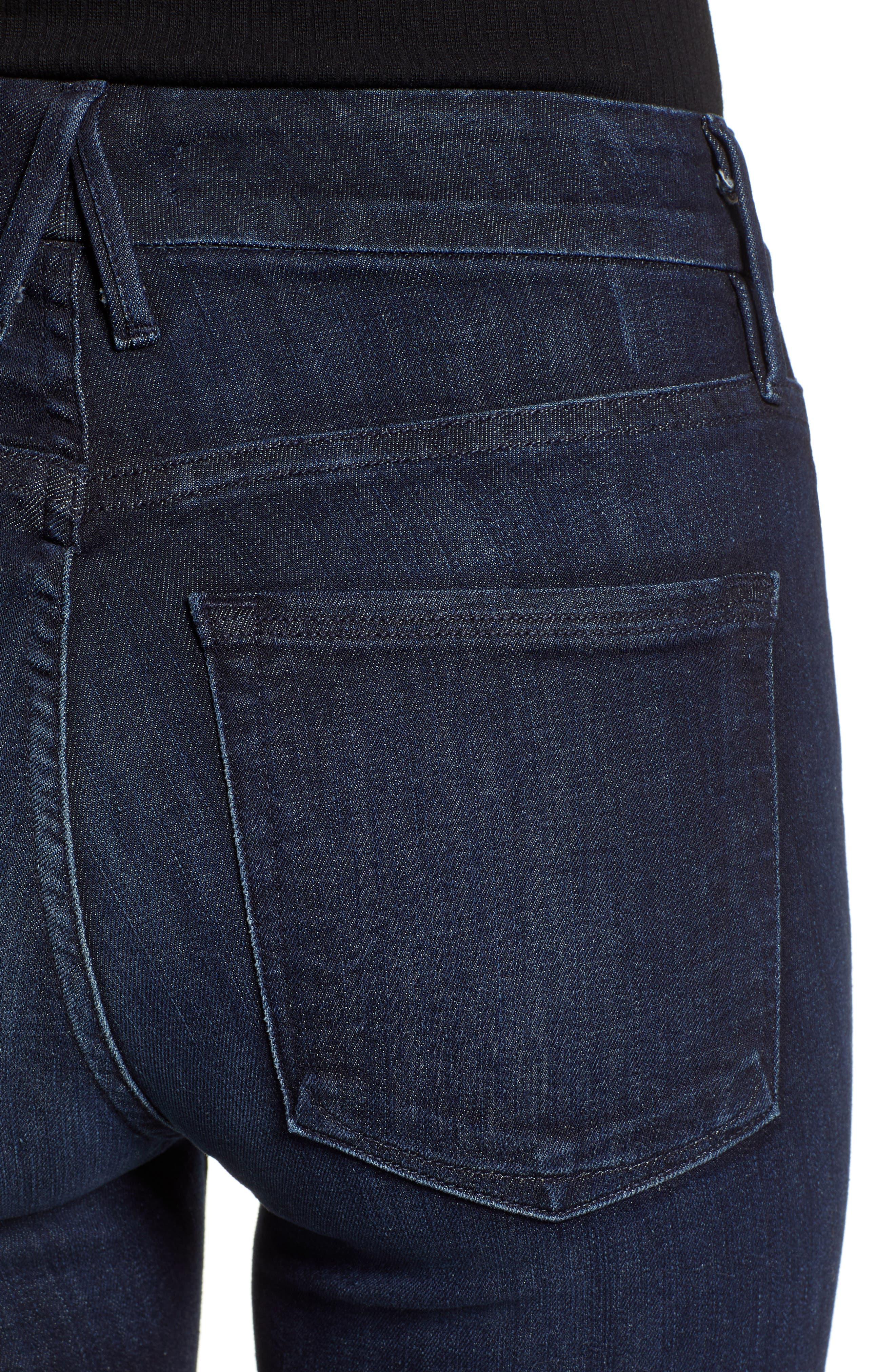 ,                             Good Legs High Waist Skinny Jeans,                             Alternate thumbnail 40, color,                             406