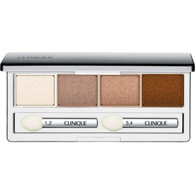 Clinique All About Shadow Eyeshadow Quad - Teddy Bear