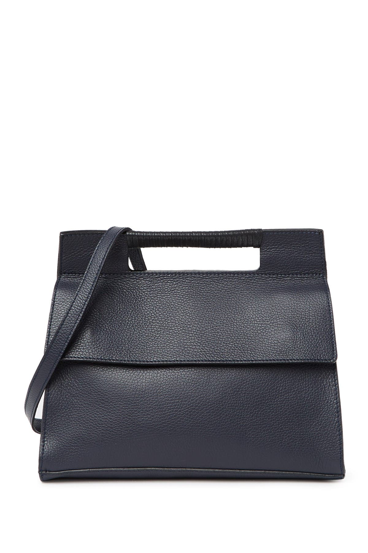 Image of Carla Ferreri Rectangle Handle Handbag