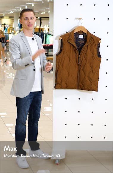 Onion Quilted Vest, sales video thumbnail