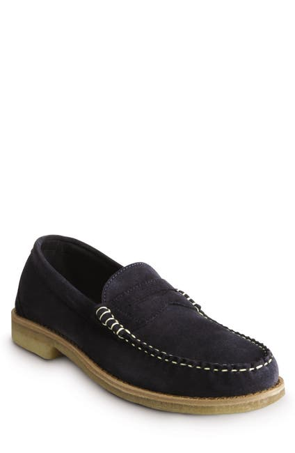 Image of Allen Edmonds Catalina Slip-On Penny Loafer - Wide Width Available