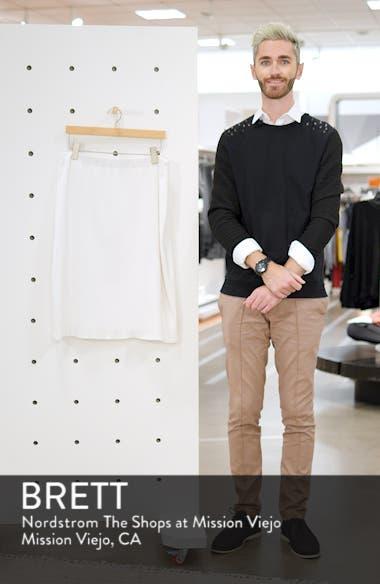Knit Pencil Skirt, sales video thumbnail