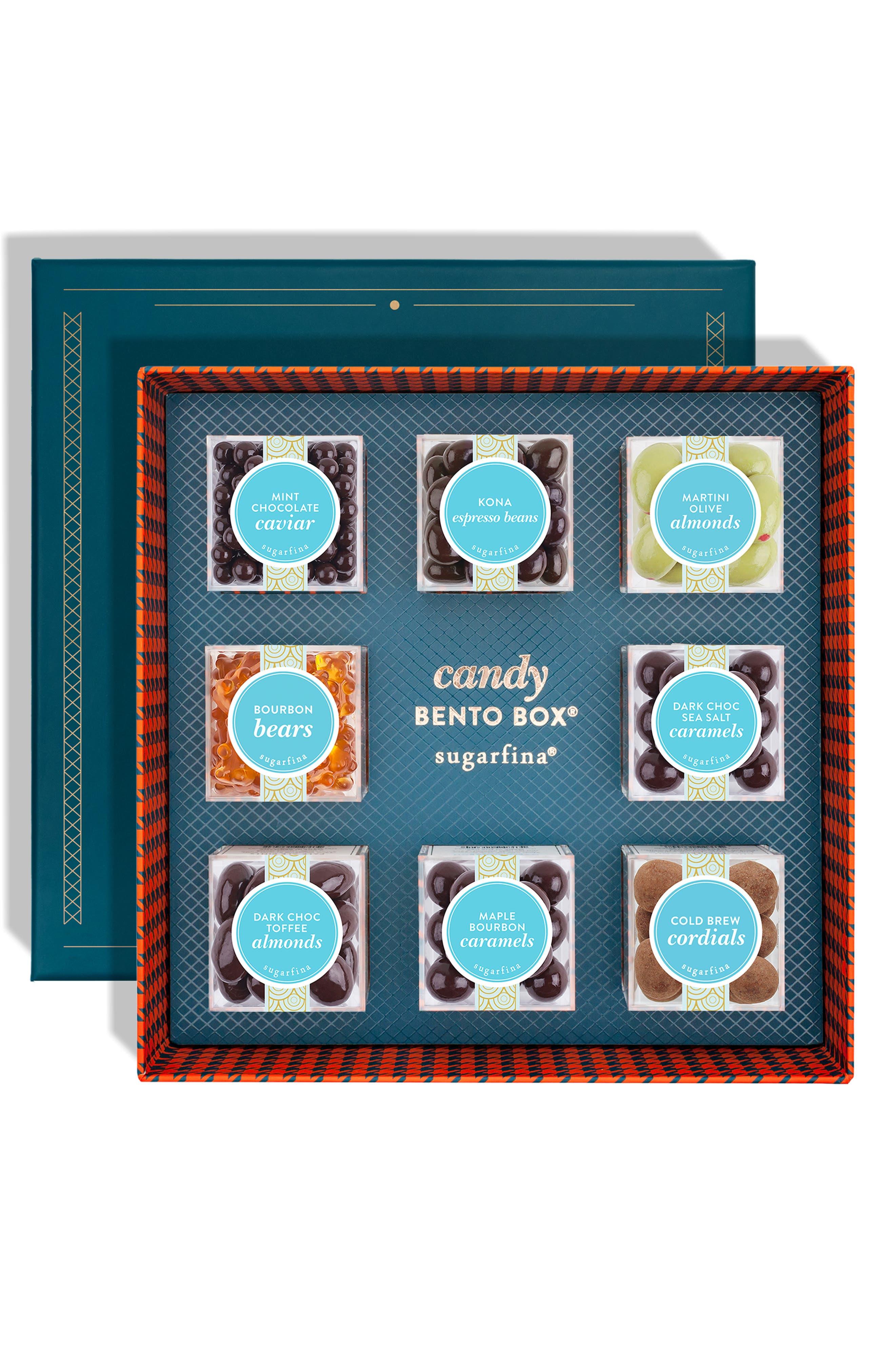 Image of SUGARFINA Vice 2.0 - 8-Piece Candy Bento Box Kit