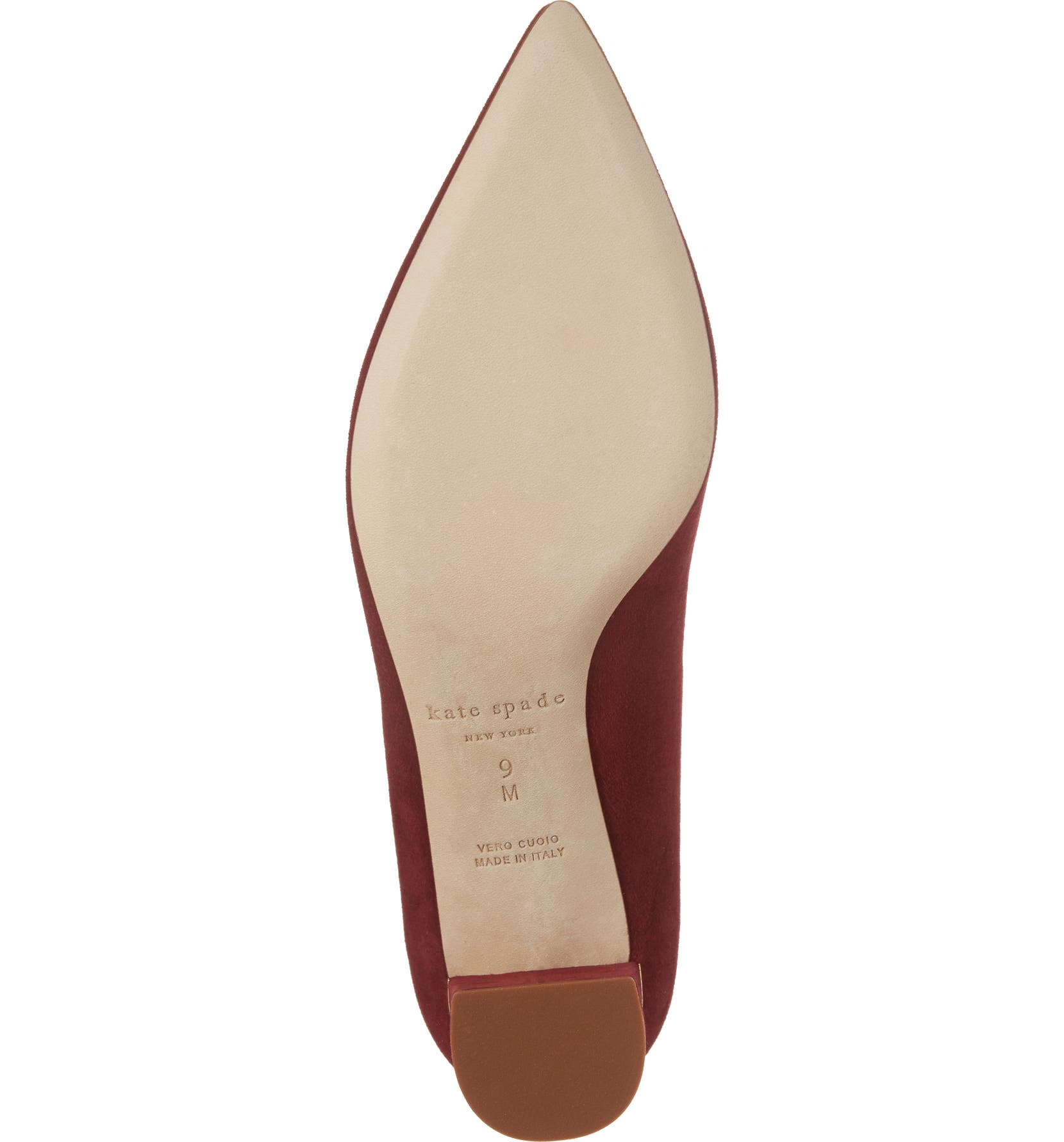 fe9c7babb55a kate spade new york 'milan too' pointy toe pump (Women)   Nordstrom
