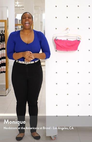 'Signature Lace' Bandeau Bra, sales video thumbnail