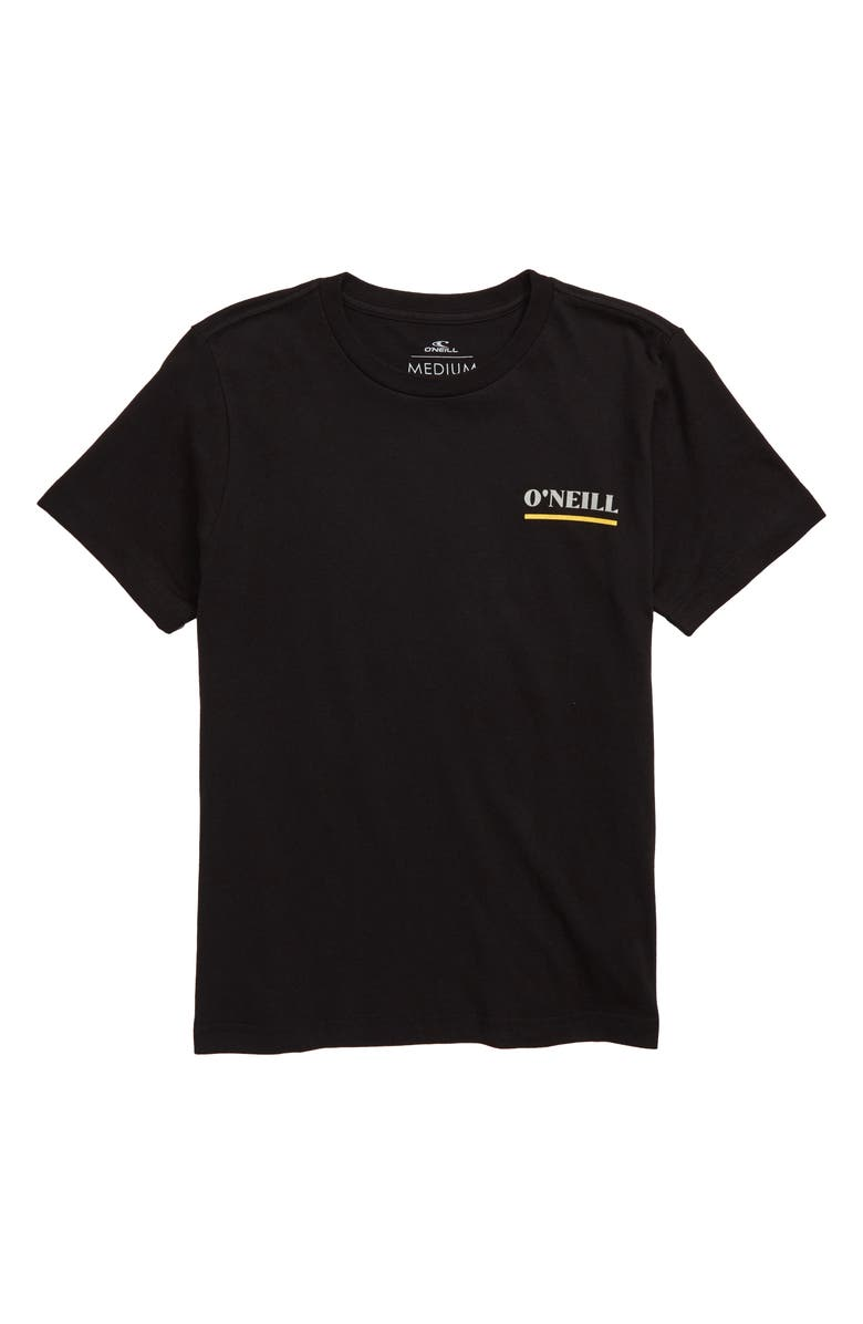 O'NEILL Destruct T-Shirt, Main, color, 001