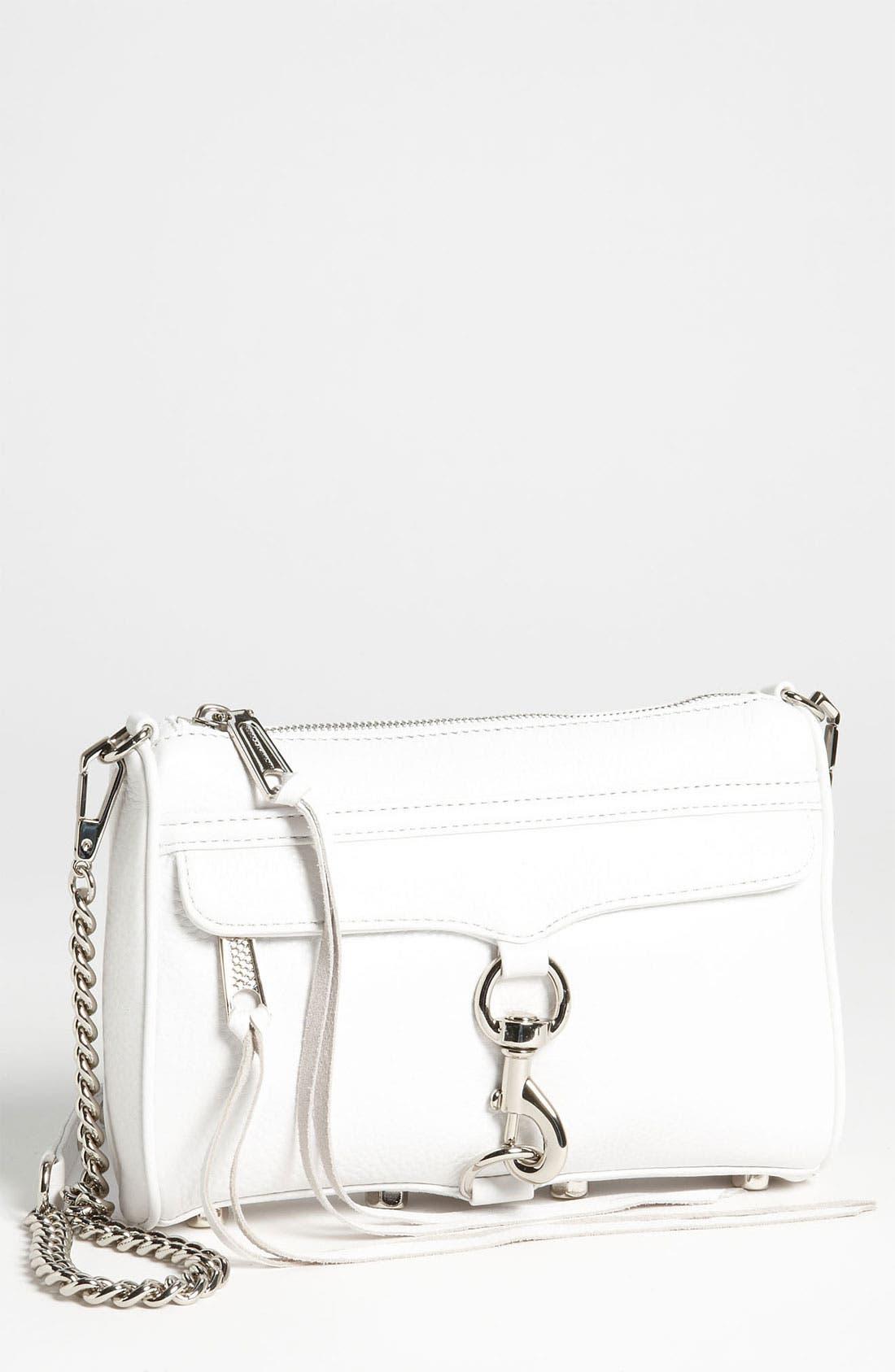 'Mini MAC' Shoulder Bag, Main, color, 100