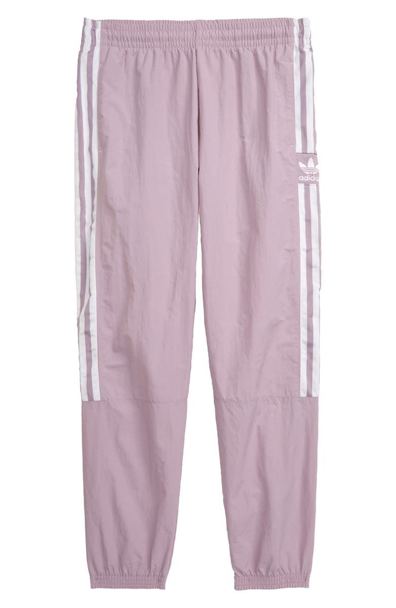 ADIDAS ORIGINALS adidas New Icon Track Pants, Main, color, SOFVIS/ WHITE