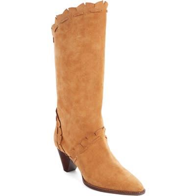 Isabel Marant Leesta Western Boot, Brown