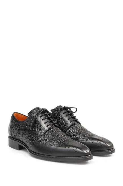 Image of Mezlan Haydn Wingtip Derby