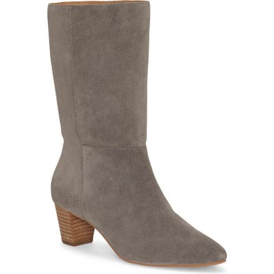 Lucky Brand Zaahira Boot, Grey