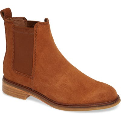 Clarks Clarkdale Arlo Boot, Beige