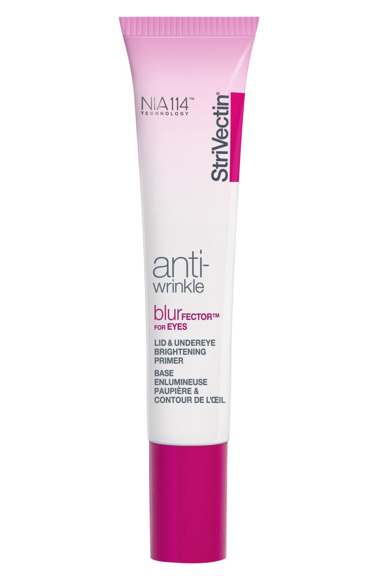 STRIVECTIN<SUP>®</SUP> Blurfector<sup>™</sup> for Eyes Lid & Undereye Brightening Primer, Main, color, NO COLOR