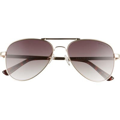 Seafolly Werri 5m Gradient Aviator Sunglasses - Gold/ Khaki