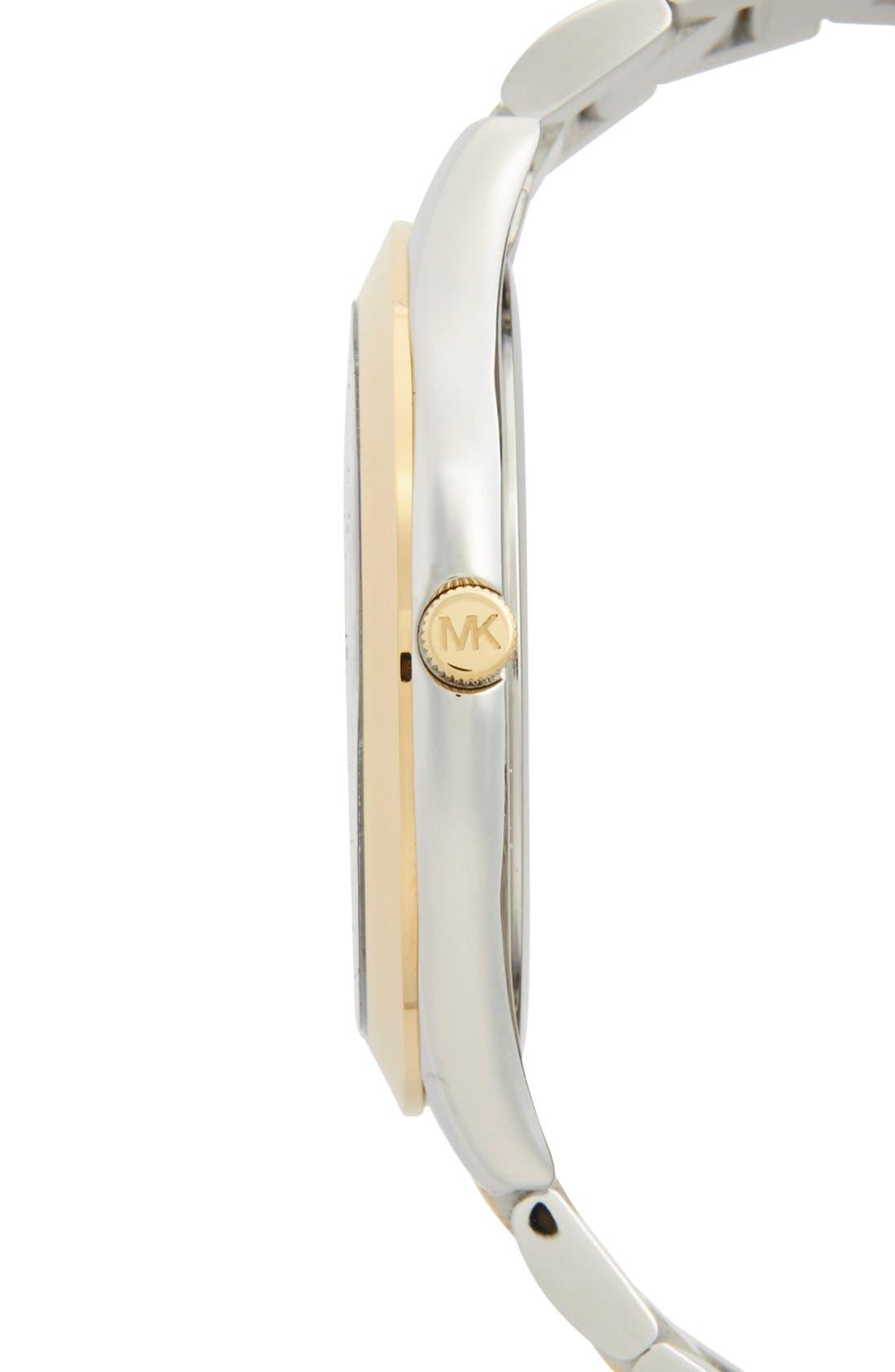 ,                             'Slim Runway' Bracelet Watch, 42mm,                             Alternate thumbnail 49, color,                             713