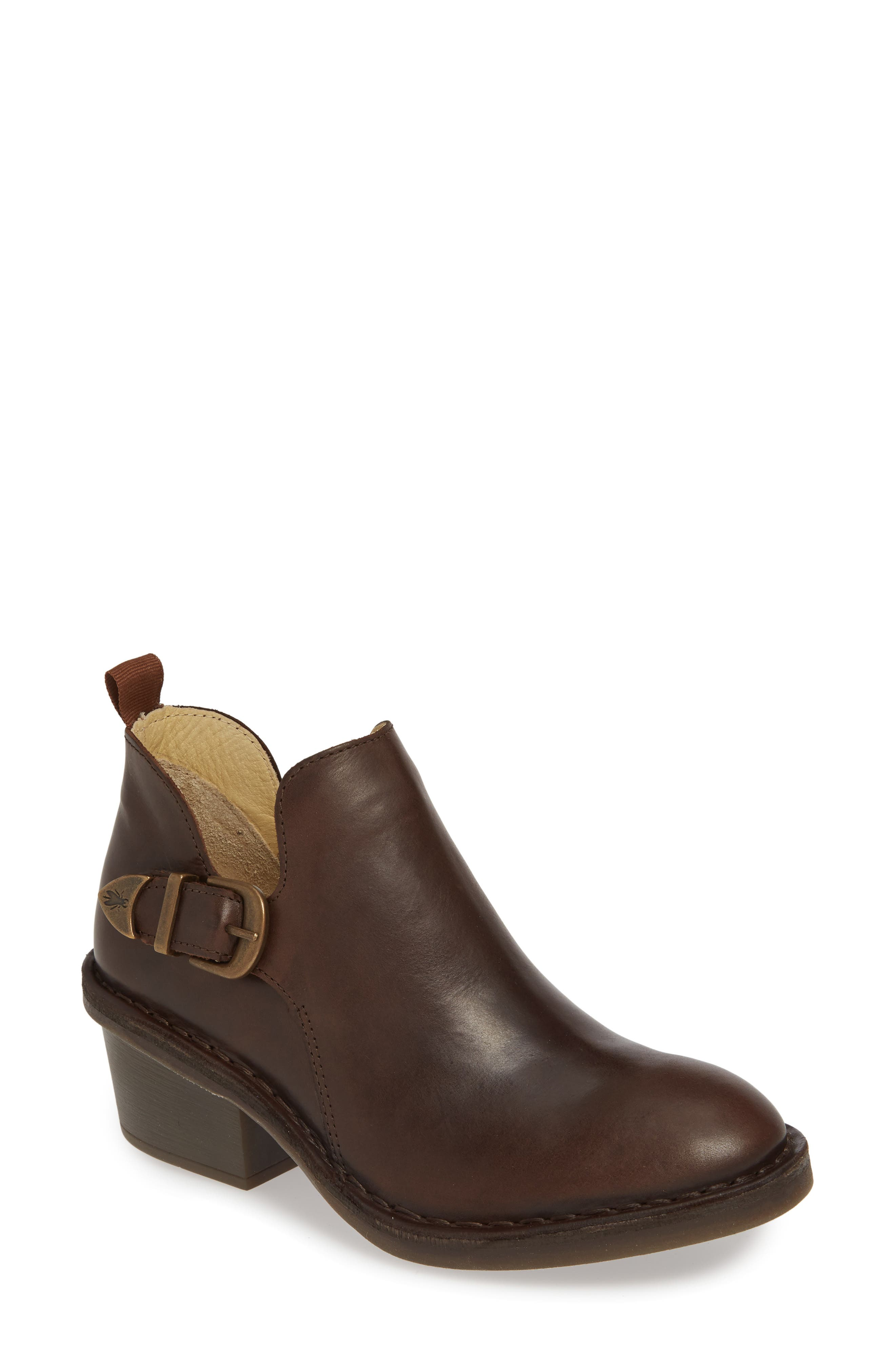 Fly London Dart Bootie, Brown