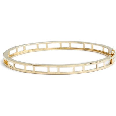 Bony Levy 14K Caged Bangle (Nordstrom Exclusive)