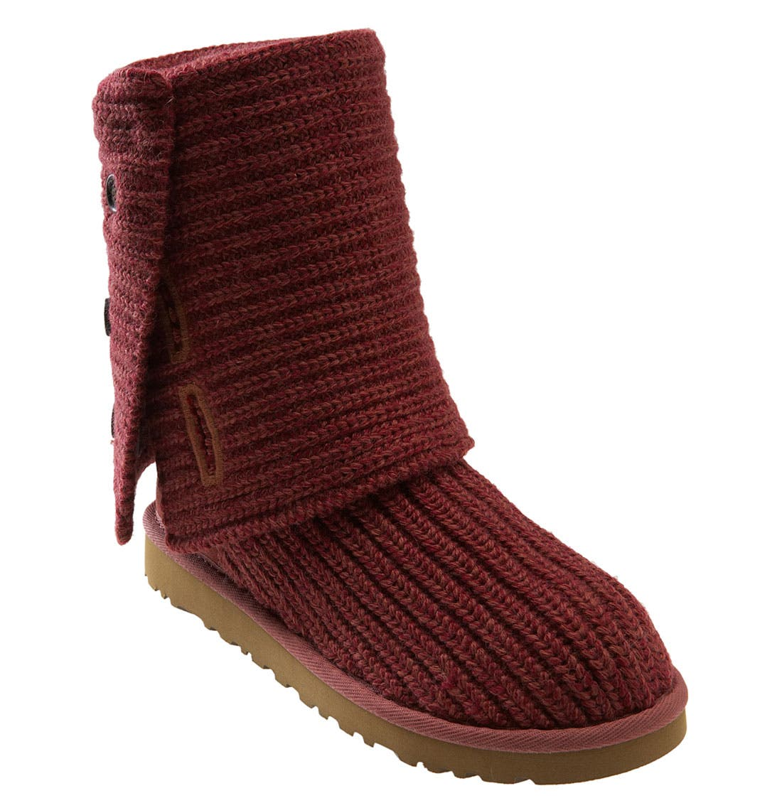,                             'Cardy' Classic Knit Boot,                             Main thumbnail 49, color,                             605