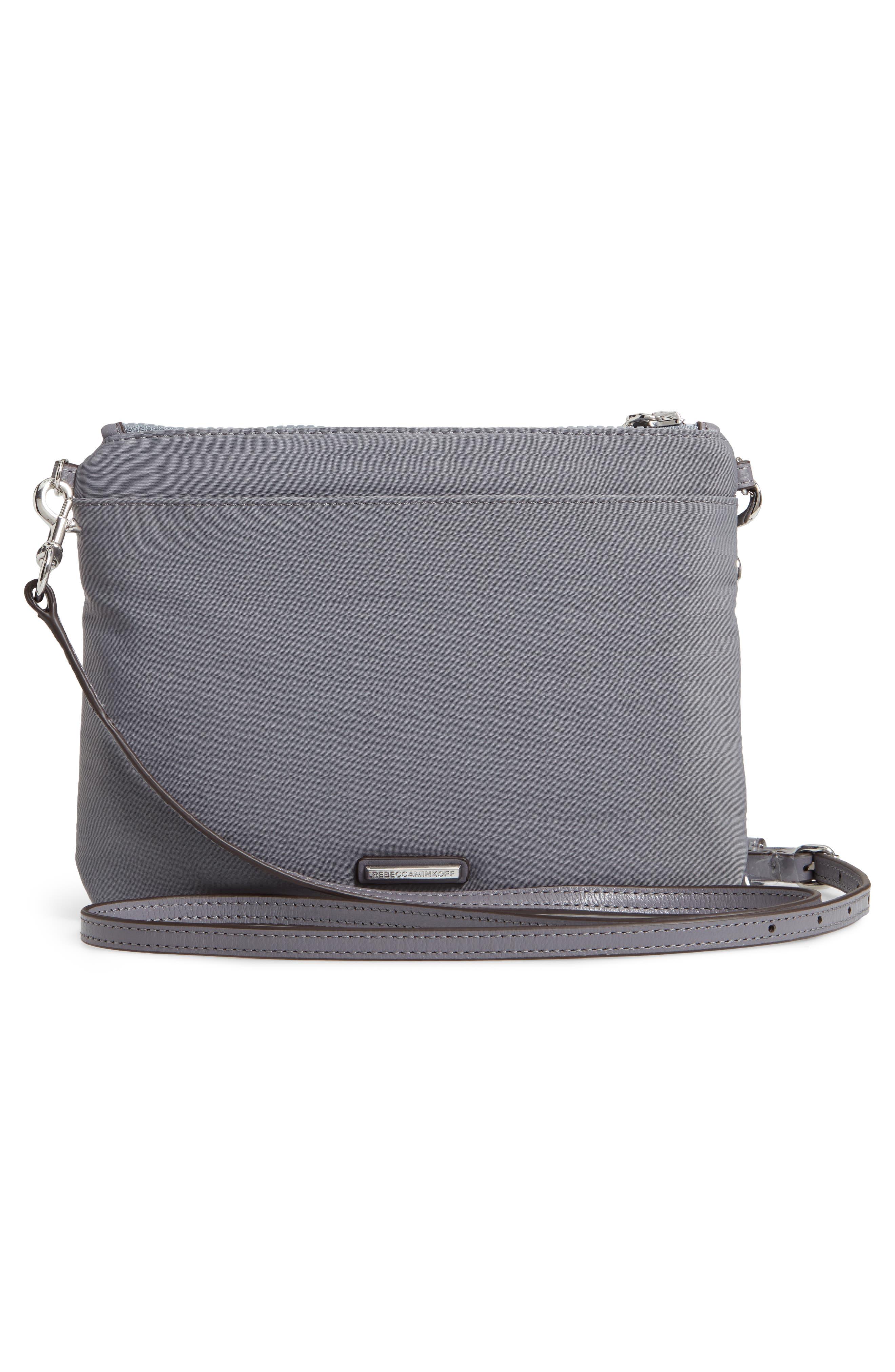 ,                             Jon Studded Nylon Crossbody Bag,                             Alternate thumbnail 10, color,                             020