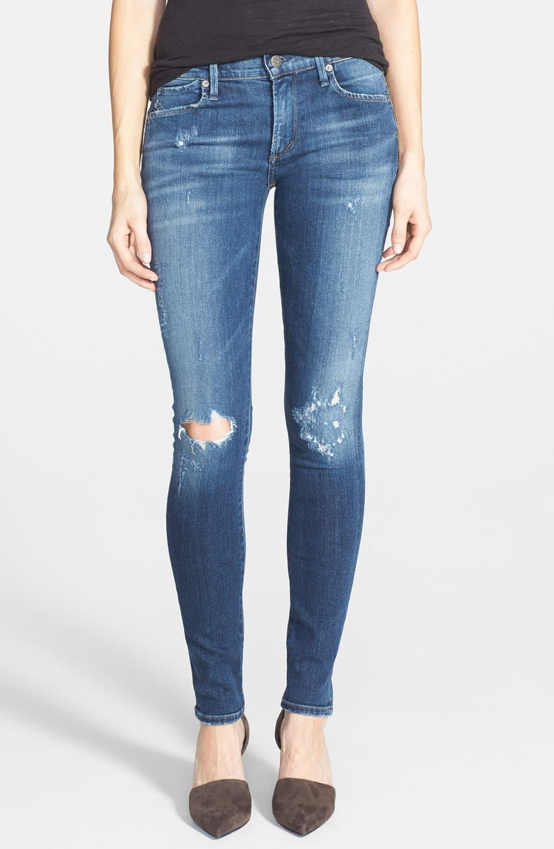 CITIZENS OF HUMANITY Skinny Jeans, Main, color, 429