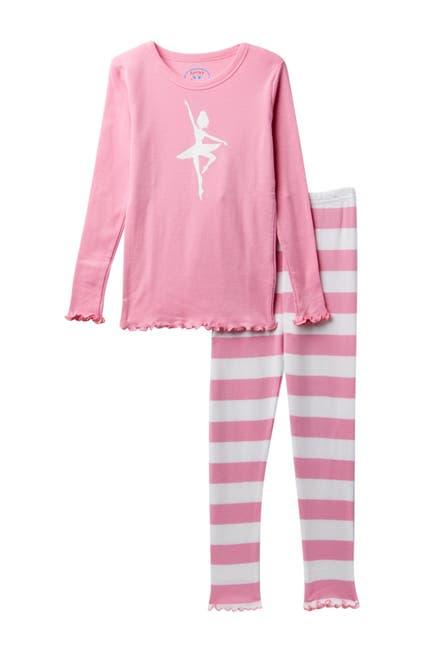 Image of SARAS PRINTS Snug Fit Cotton Pajamas