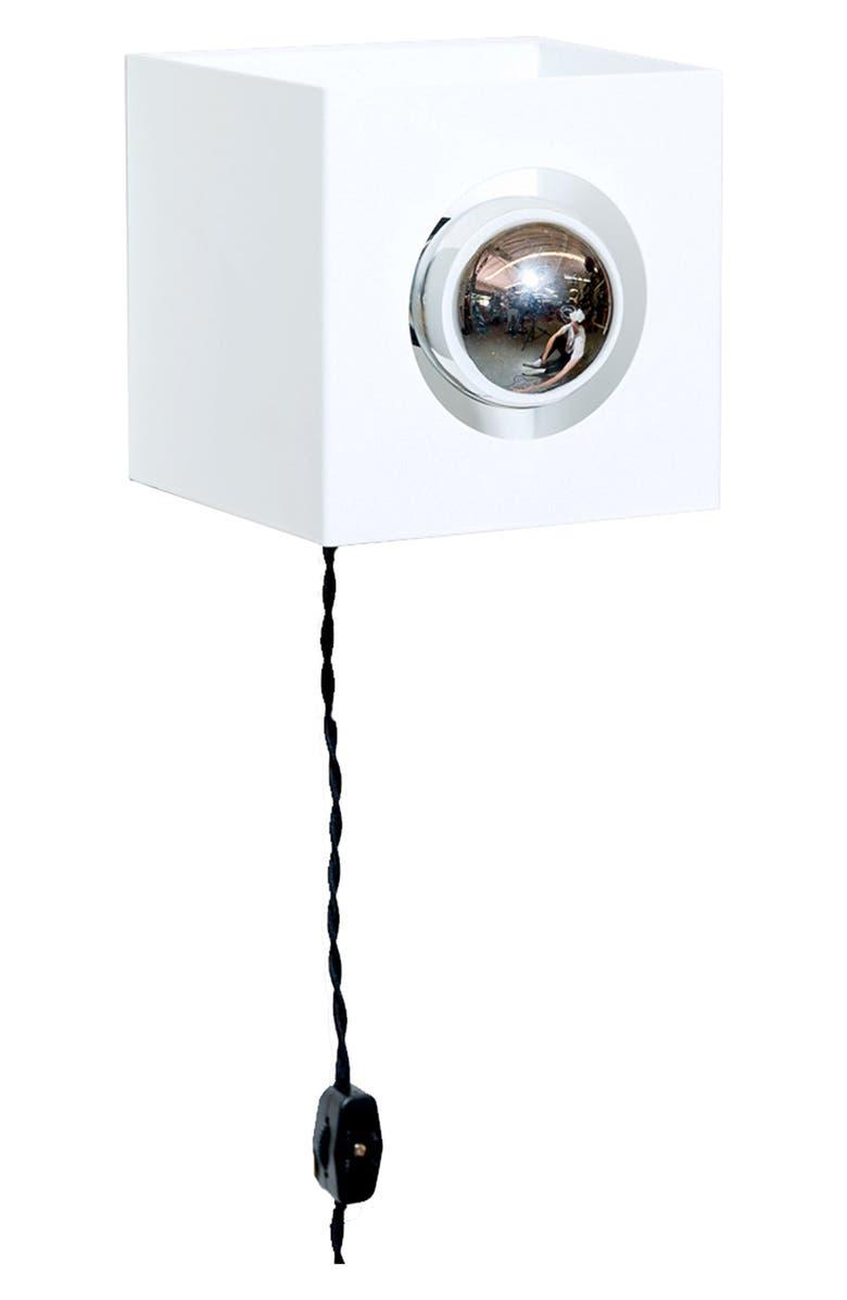 NEWMADE LA Cube Light, Main, color, WHITE